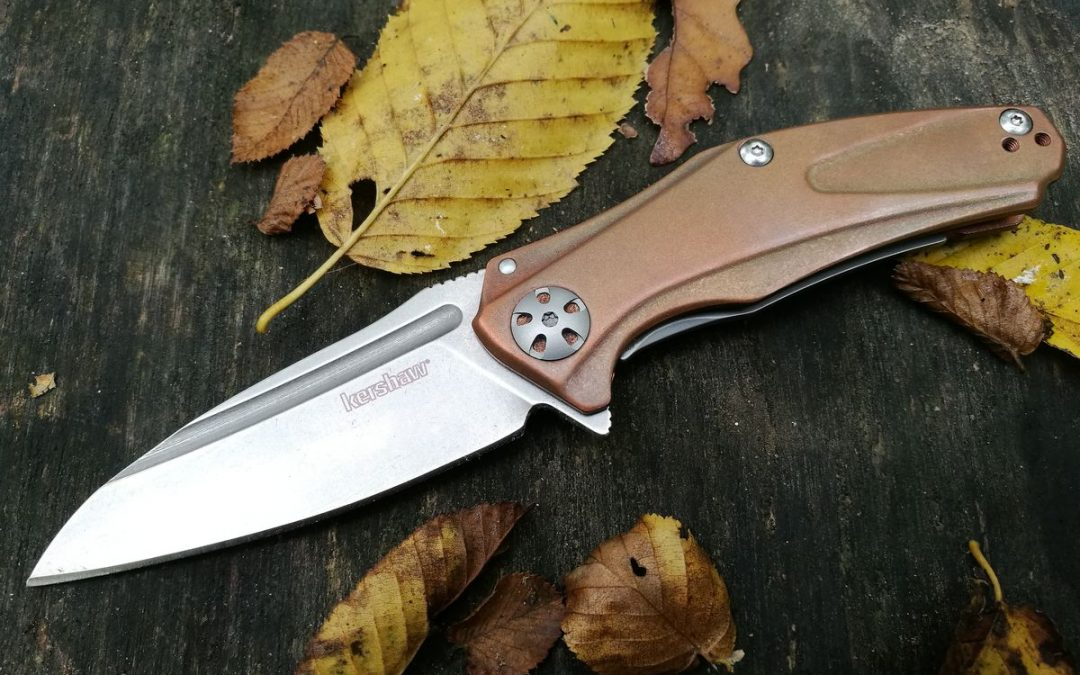 Kershaw Copper Natrix