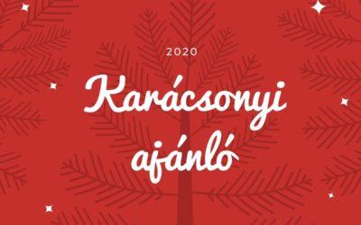 Karácsonyi ajánló 2020